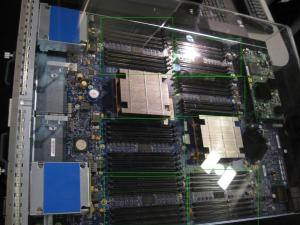 Cisco UCS B250 ASICS Grouped with 8 Memory DIMMs