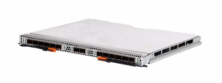 10 Gb Ethernet Pass-thru Module for IBM BladeCenter